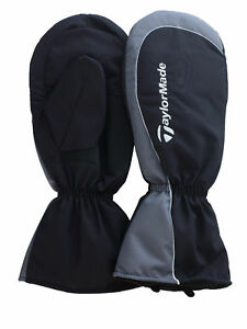TaylorMade-Golf-Cart-Mittens-Water-Resistant-Thinsulate-Lining-Gloves