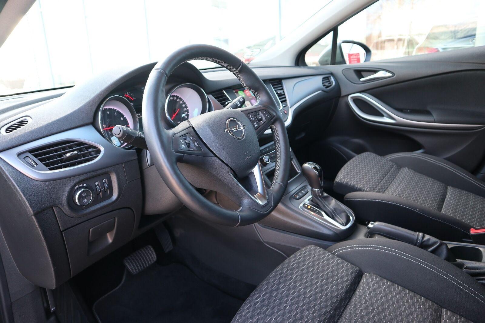 Opel Astra 1,4 T 150 Impress aut.