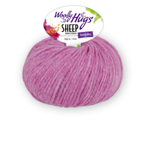 Woolly Hugs Sheep merino extra fino color 50g 37