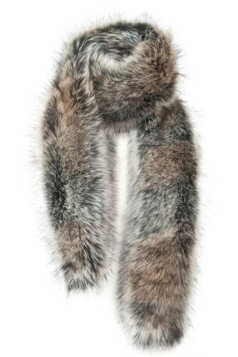 scarf La fourrure fourrures Fake ART Vegan echarpe webpelz écharpe fur faux foulard imitation
