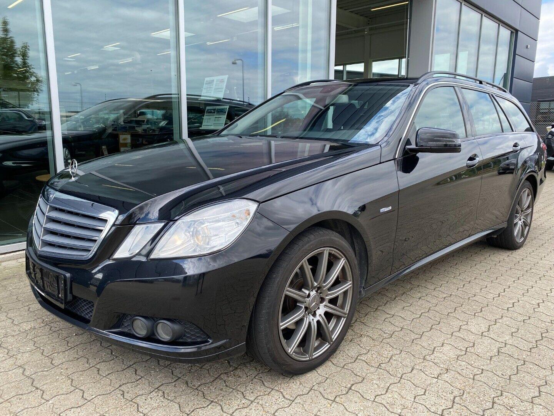 Mercedes E200 2,2 CDi stc. BE 5d - 99.990 kr.