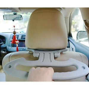 Image Is Loading Car Headrest Safety Handle W Bag Hanger Hook
