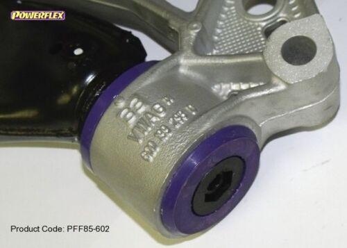 Pu Buchsen Polo 9N 9N3 Fox Querlenkerlager Querlenker hi VA PFF85-602 Powerflex