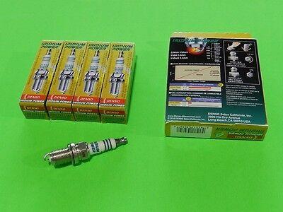 New Denso IK20 Iridium Power Spark Plugs 4 Pack JDM 5304 Set 4 Piece