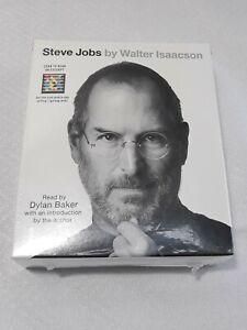 Steve jobs by walter isaacson audio book