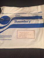 2 Boundary O.r. Linens Drape Sheet 72x100 & Outer Wrap 6530-01-032-4088