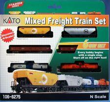 KATO Kat1066275 N Mixed Freight Car Set 6