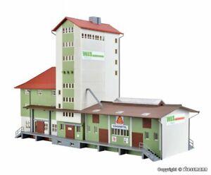 Kibri-39408-WLZ-Lagerhaus-in-H0-Bausatz-Fabrikneu