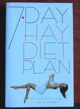 7 Day Hay Diet Plan A New Body Starts Here By Carolyn Humphries 1998 Uk Trade Paper For Sale Online Ebay