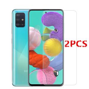 Tempered Glass For Samsung Galaxy A42 A52 A21 A72 A41 A71 A10e Screen Protector