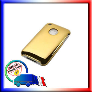 COQUE-OR-POUR-IPHONE-3G-3GS