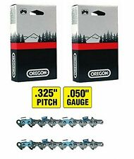 """2 Pack,Oregon 20LPX067G Chain Loops(for 16"""" Bar),67 Links, .325"""" Pitch x .050"""" G"""