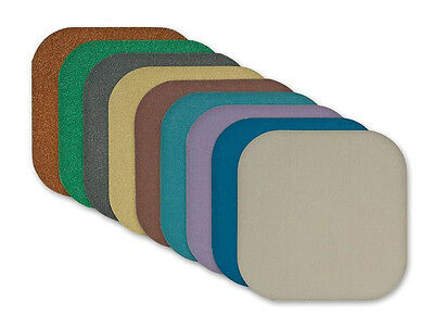 "Pack of 9, 50mm/2"" Micromesh Soft Sanding Pads perfect product for all workers"