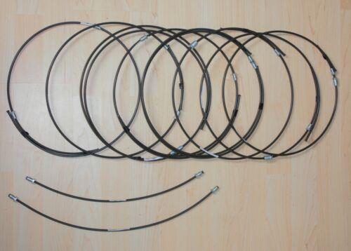 Bremsleitungssatz Satz Bremsleitungen 8-teilig VW T5 kurzer Radstand ohne BKR