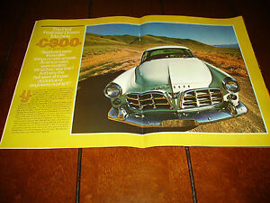 1955-CHRYSLER-C300-HEMI-ORIGINAL-1974-ARTICLE