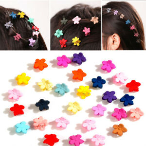 3a1190481fed Wholesale 30pcs Mixed Butterfly Baby Kid Girls Hair Pins Clips Hair ...