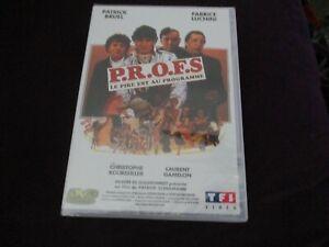 DVD-NEUF-034-PROFS-P-R-O-F-S-034-Patrick-BRUEL-Fabrice-LUCHINI-Laurent-GAMELON