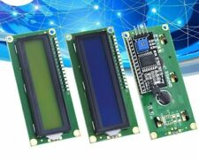 Lcd Module Blue Green Screen For Arduino Power Control With Backlight Can Be Set