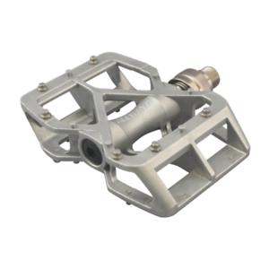 MKS ALLWAYS Ezy súperior extraíble Multi-Purpose Pedales  Plata Nuevo  Ven a elegir tu propio estilo deportivo.