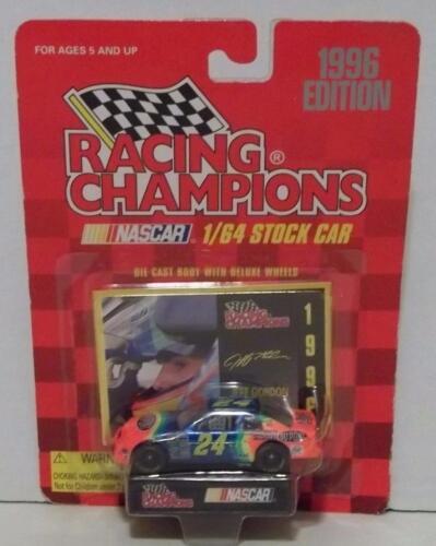 RACING CHAMPIONS JEFF GORDON #24 DUPONT MONTE CARLO 1996 DIECAST CAR rca