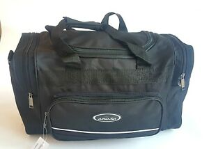 New-Strong-Ariana-Small-Holdall-Travel-Cabin-Bag-Black