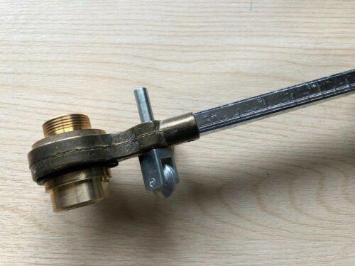 Amplio círculo gas soplete Accesorio para adaptarse a casi nuevo//Saffire antorchas