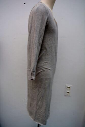 Vintage Kleid Werk Grau Das