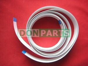 1x Flat Trailing Cable For Hp Designjet 700 750c 755cm
