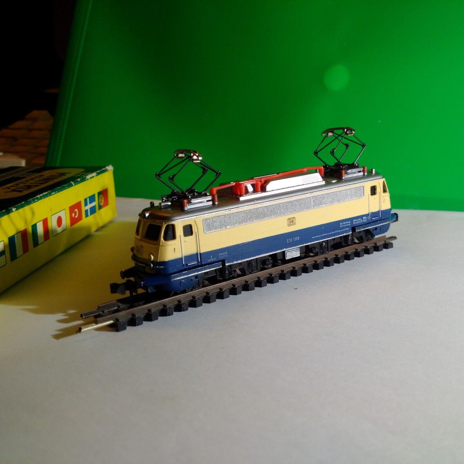 Locomotore elettrico Minitrix 2932 2932 2932 scala N 6b9a61