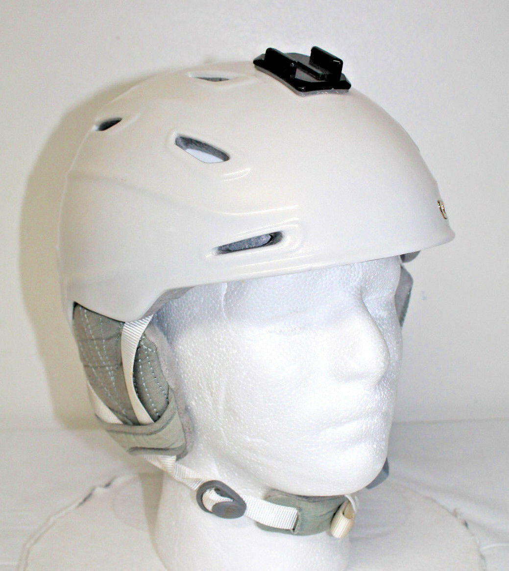 Smith Arrival Ski Snowboard Helmet - Women's Small - White Pearl  color  order now with big discount & free delivery