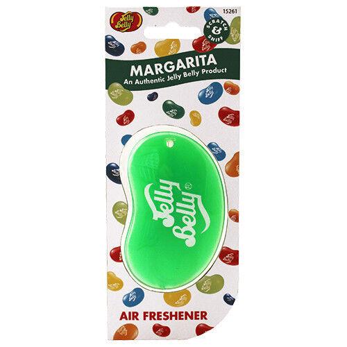 Jelly 3D Bean bonbons Parfum Désodorisant de Voiture - Margarita