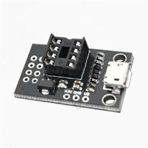 2Pcs Development Programmer Board For ATTINY13A//ATTINY25//ATTINY45//ATTINY85 yt