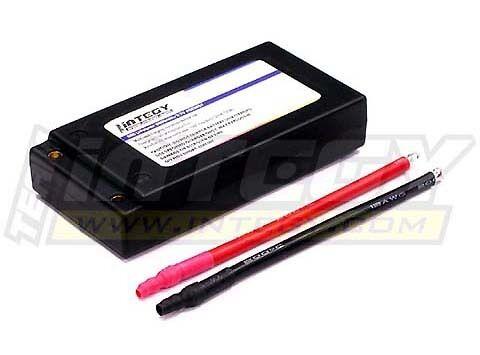 Integy C23257 50C Li-Polymer for 1 12 & 1 10 Racing 5200mAh 3.7V 18x47x94mm