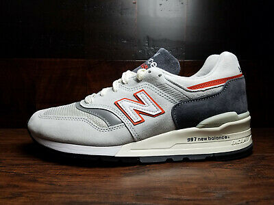 Grey M997PAK Made in USA Sneaker