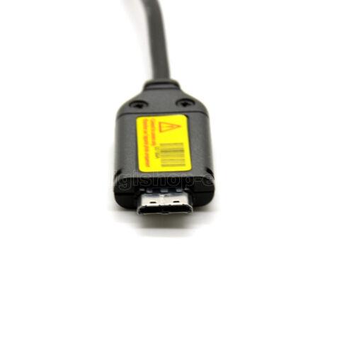 USB Cargador Cable De Datos Cable Para Samsung i100 L100 L110 L120 L200 L201 L210 L301
