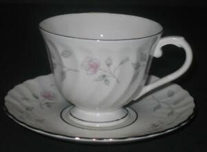 Syracuse-Brae-Loch-Footed-Coffee-Tea-cup-and-saucer-set-s-Several-available