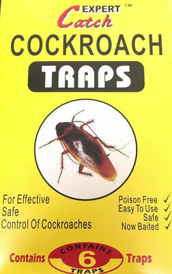 INSECT TRAP CATCHER BED BUG COCKROACH ANT MITE CARPET BEETLE KILLER MONITOR