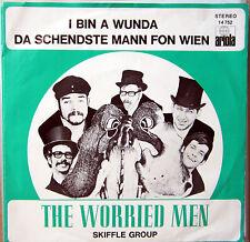 Single / THE WORRIED MEN SKIFFLE GROUP / AUSTRIA / RARITÄT /
