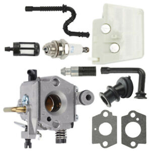 For-Stihl-024-026-MS240-MS260-Air-Fuel-Filter-Line-Carburetor-Kit-Chainsaw-Parts