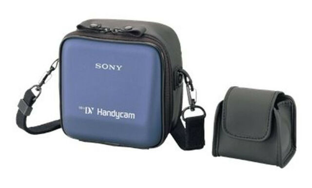 Sony LCMTRVY Semi Soft Camcorder Carrying Case