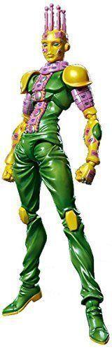 Super Azione Statua 70 Bacio Hirohiko Araki Specificare Farbee Ver. Statuetta Da