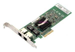 Intel 82576EB Dual RJ45 Port E1G42ET PCI-E X1 Gigabit Server Adapter ROS VMare