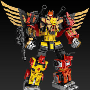 Wei-Jiang-Transformation-Giant-Spirit-Storm-Tooth-Tiger-War-Action-Figure-Toys