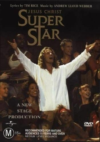 1 of 1 - Jesus Christ Superstar (DVD, 2001)
