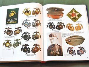 034-EAGLE-GLOBE-amp-ANCHOR-EMBLEM-1868-1963-034-USMC-WW1-WW2-EGA-REFERENCE-BOOK-MINT
