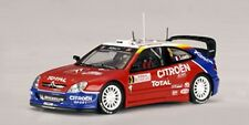 AutoArt 1/43 Citroen XSARA WRC 2004 S. Loeb / D. Elena - Winner Of Rally  #60437