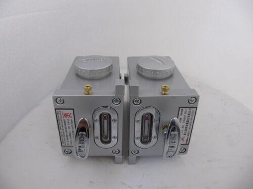 Left Hand Manual Pump Oiler CTA-8L for Bridgeport Mill