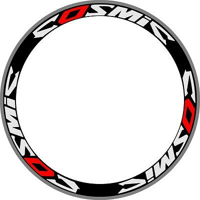 Cosmic Road Bike Bicycle Decals Sticker Replacement For
