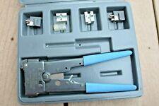 Amp Modular Plug Hand Tool Kit 1 231666 1
