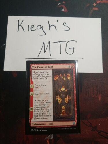 Mtg The Flame Of Keld